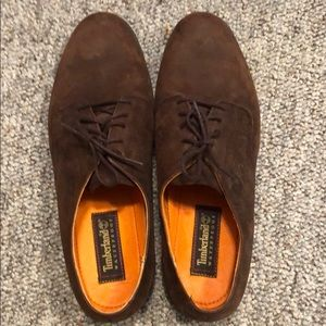 Men's Timberland #96080 Leather Oxfords